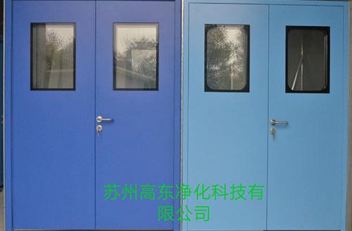 净化钢制门